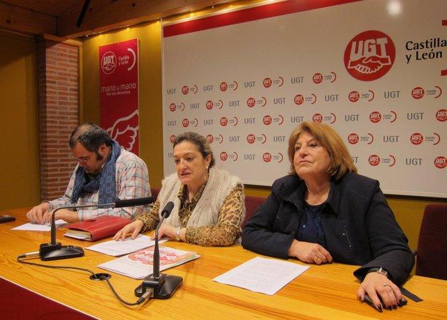 Integrantes De UGT Analizan Los Efectos De La Reforma Laboral En Ayuntamientos