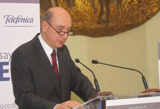 Fernando Conte, Presidente De Exceltur Y De Orizonia