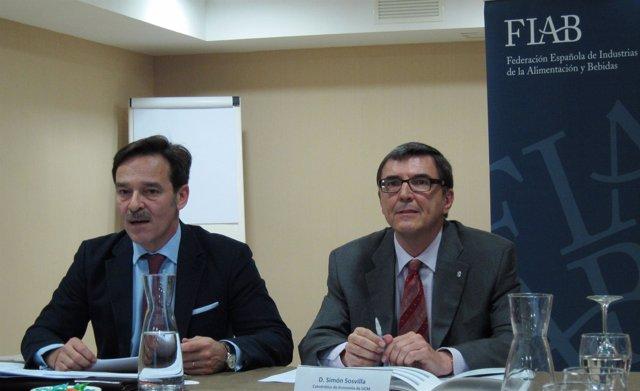 Horacio González Alemán, Secretario General De La FIAB