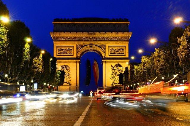 Aumentan Las Pernoctaciones En París Un 3,1%