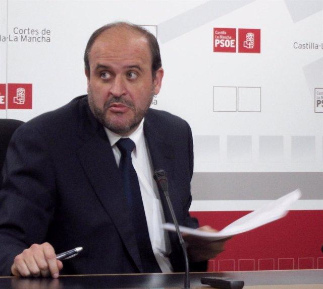 José Luis Martínez Guijarro, PSOE C-LM