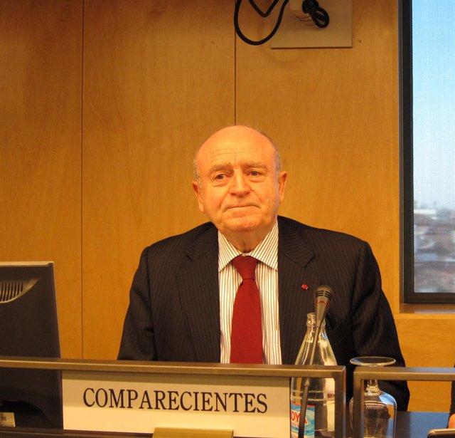 El presidente de la Mesa de Turismo, Abel Matutes