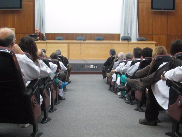 La Asamblea De Médicos De La Arrixaca