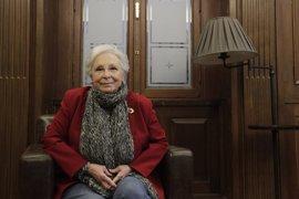"""Josefina Molina agradece a la Junta su elección """"entre los muchos y maravillosos Hijos Predilectos andaluces"""""""