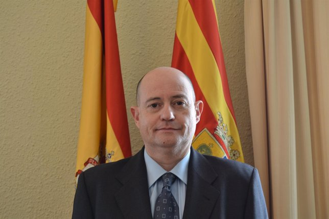 Comisario Jefe Provincial De Huesca, Enrique Pamiés Medina