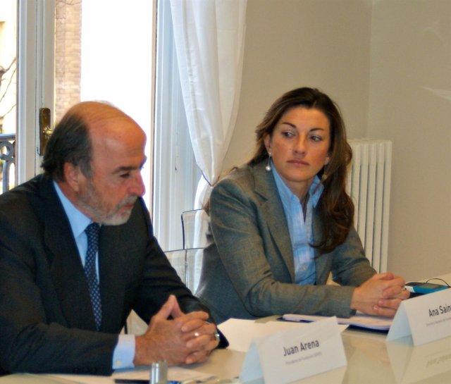 Herramienta Rsc2 De Fundación Seres, Con Juan Arena Y Ana Sainz