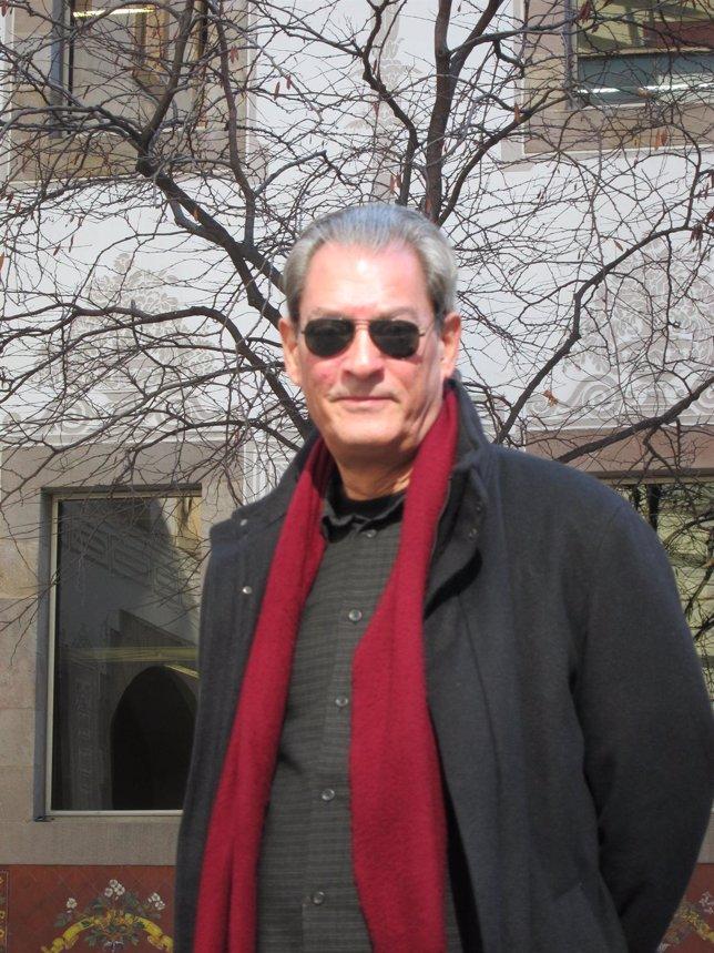 Paul Auster, En Barcelona