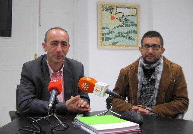 El Secretario General De Enseñanza De CCOO En Andalucía, José Blanco