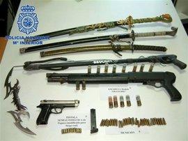 Desarticulado en Alicante un grupo especializado en robos y tráfico de drogas