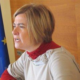 La Concejal De Familia Y Política Social Paloma Corres