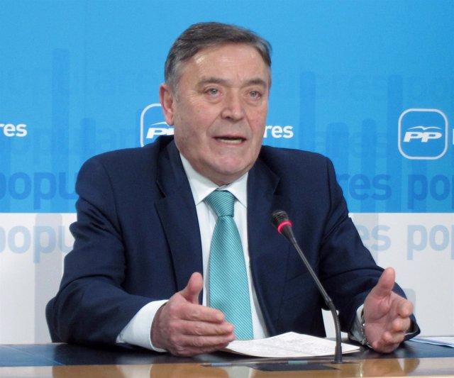 Francisco Gil-Ortega, PP C-LM