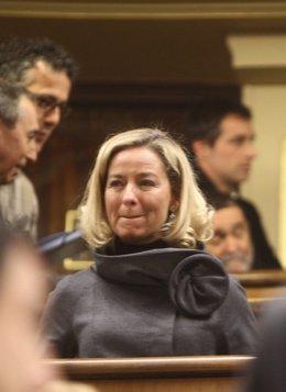 Ana Oramas, Portavoz De Coalición Canaria (CC)
