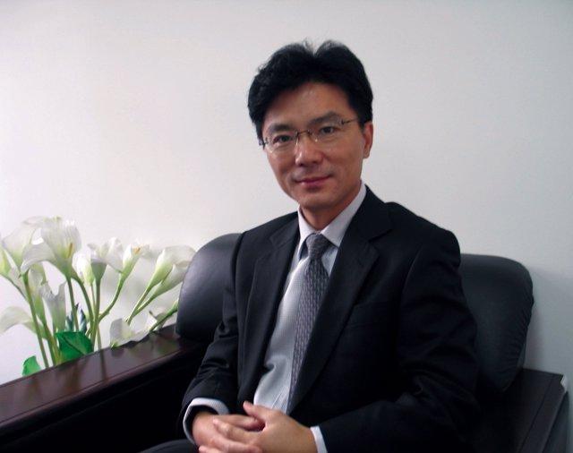 Phil Jin, Director De La División Asia De La Multinacional Fluidra