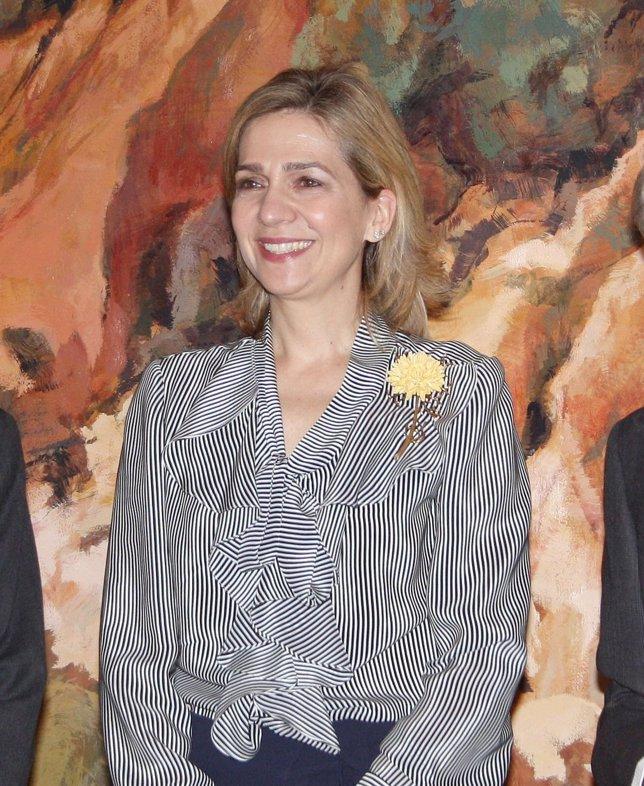 Imagen De La Infanta Cristina
