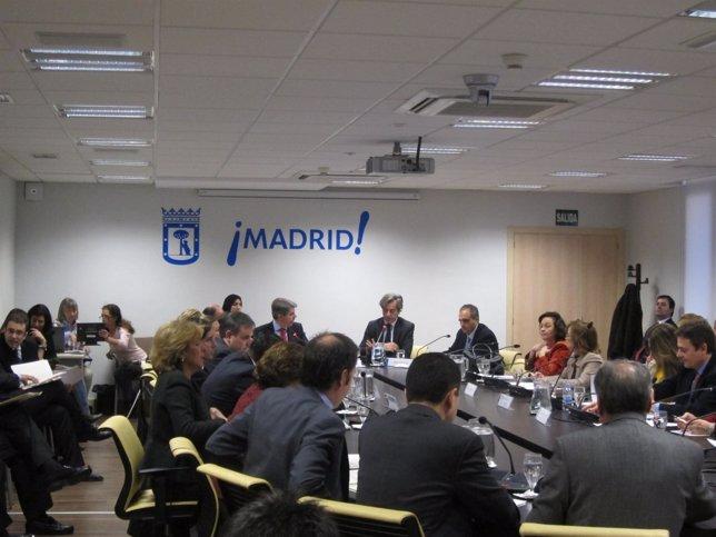 Comisión De Medio Ambiente Del Ayuntamiento De Madrid