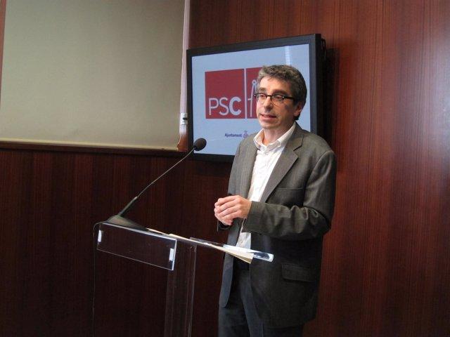 Jordi Martí (PSC)