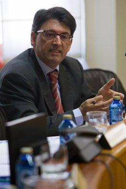 Juan José Martín En Comisión Parlamentaria