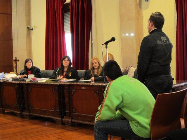 Acusados De Torredonjimeno Hoy En El Juicio