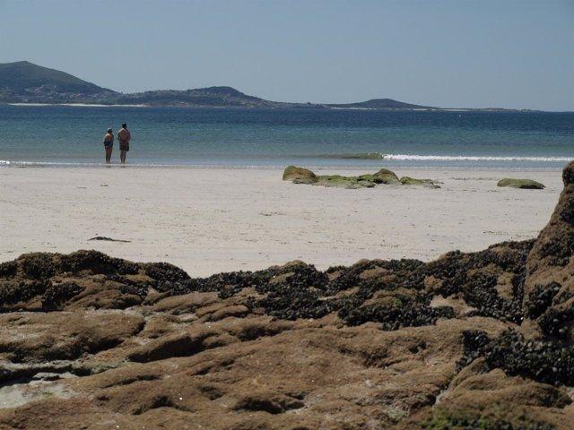 Playas y costas de A Coruña