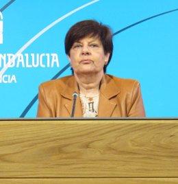 Josefina Cruz, Este Martes En Rueda De Prensa