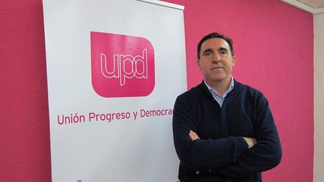 El Coordinador Regional De Upyd, Rafael Sánchez