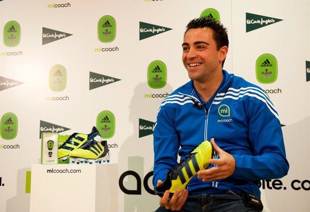 Xavi Hernández,