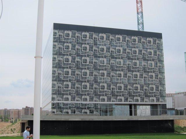 Edificio De Centro De Investigación De Milla Digital