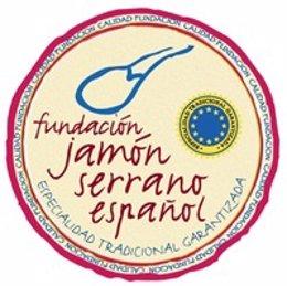 Logo Fundanción Jamón Serrano Español