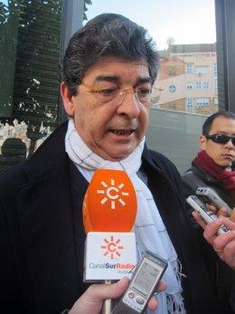 El Coordinador Regional De IULV-CA, Diego Valderas.
