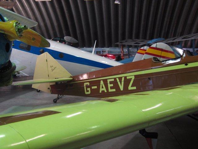 Museo De Aviones Históricos En Vuelo Cuatro Vientos