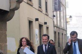 """Hernández rechaza que la Xunta legisle a la medida de Estela Eólica y destaca la """"especial sensibilidad"""" por Ourense"""
