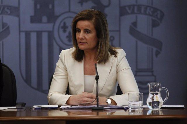 Bañez Y Santamaría, En El Consejo De Ministros