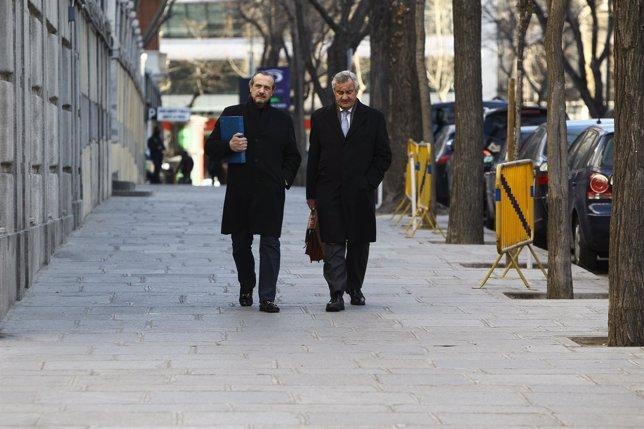 El Empresario Jorge Dorrigo Acude Al Supremo A Declarar