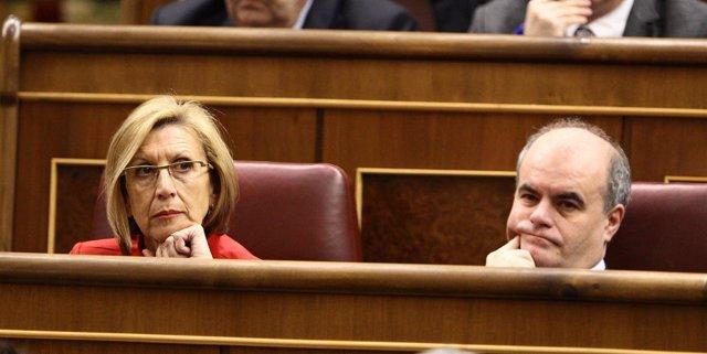 Rosa Díez Y Carlos Martínez Gorriarán, De Upyd