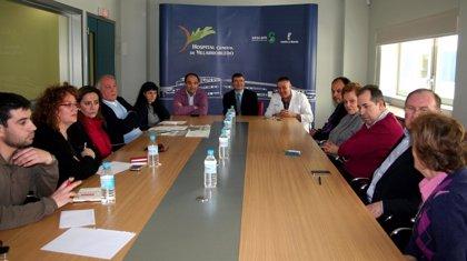 CMancha.- SESCAM explica a las organizaciones de Villarobledo el nuevo modelo de gestión público-privada del hospital