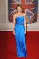 Kylie Minogue en los BRIT Awards