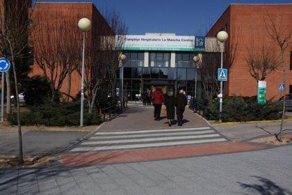CMancha.- H. General 'La Mancha Centro' de Alcázar (Ciudad Real) realiza la primera extracción multiorgánica del año
