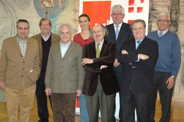 Jurado Del II Premio De Poesía Universidad De León