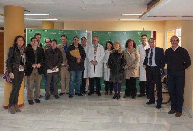 Miembros Del 'Comité De Ética Asistencial De Sevilla'