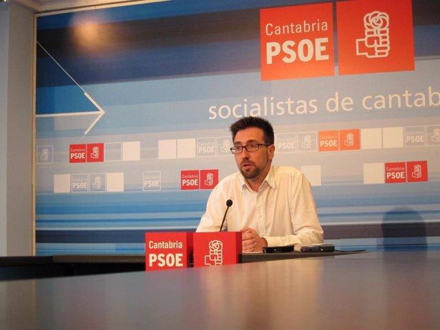 Javier Incera, Secretario Política Institucional PSC-PSOE