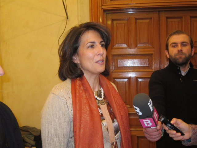 La Secretaria De Estado De Turismo, Isabel Borrego