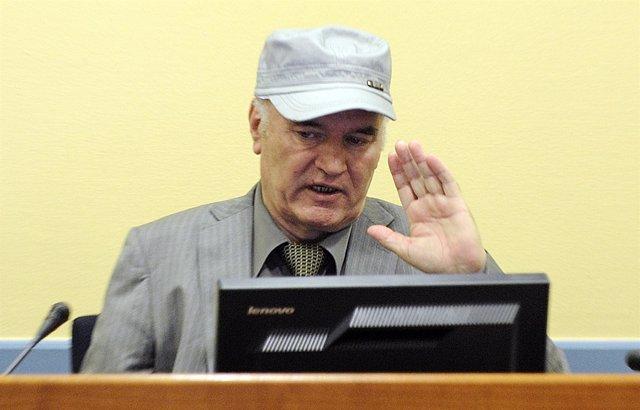 Ratko Mladic Comparece Ante La Haya