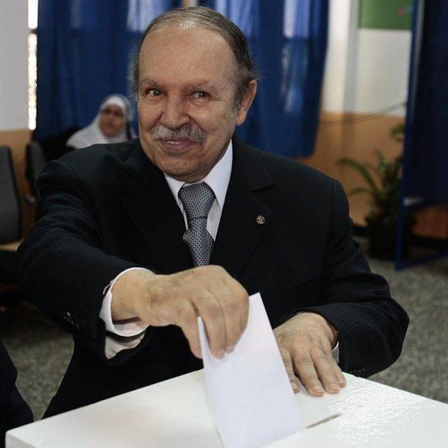 Abdelaziz Buteflika