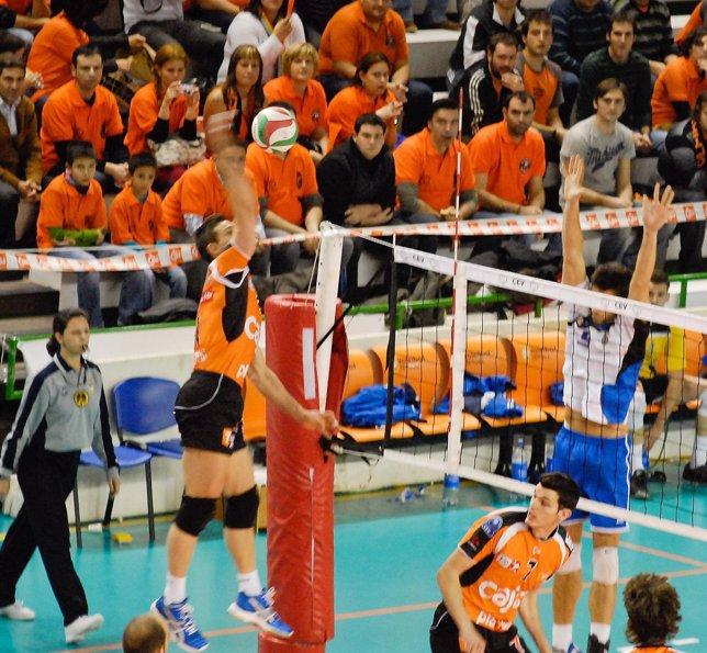 Voleibol Masculino Copa Del Rey, Caja 3 Voleibol Teruel - Voley Guada