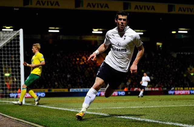 Un Gran Bale Mantiene Al Tottenham Al Acecho De Manchester