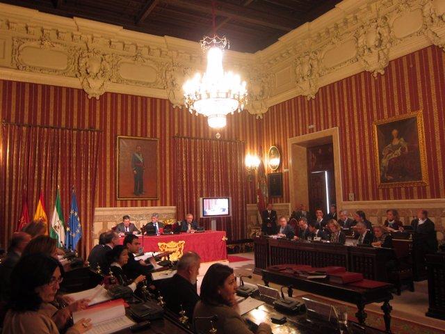 Pleno Del Ayuntamiento De Sevilla