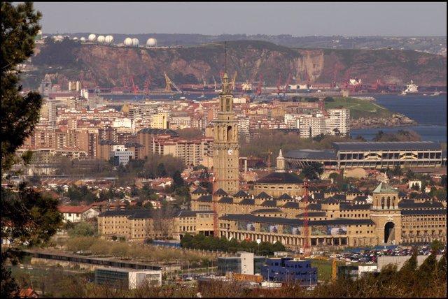 Universidad Laboral de Asturias