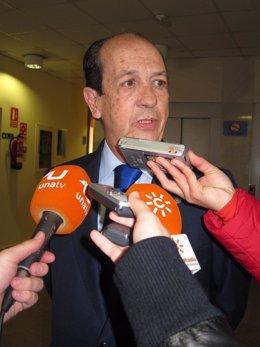 El Presidente Del Consejo Empresarial De Turismo De La FOE, José Manuel Barranco