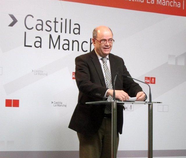 Alejandro Alonso, PSOE