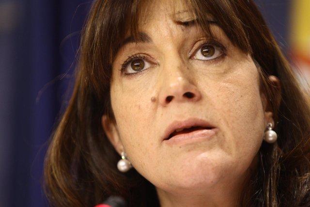 Portavoz Del Grupo Socialista En El Congreso, Soraya Rodríguez